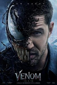 Venom (2018) Movie Poster