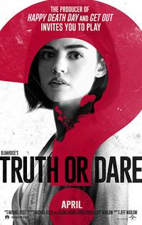 Blumhouse's Truth or Dare (2018) Movie Poster