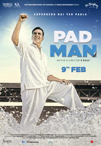 Pad Man (2018) Movie Poster