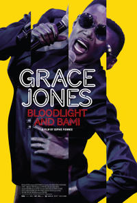 Grace Jones: Bloodlight and Bami Movie Poster