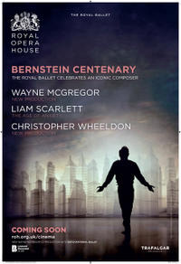 Royal Opera House: Bernstein Centenary Ballet Movie Poster