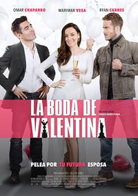 La Boda de Valentina Movie Poster