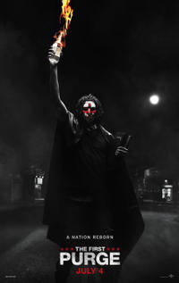 The First Purge Movie Poster