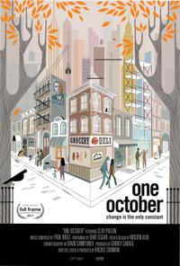 One October Movie Poster