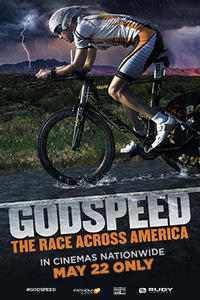 GODSPEED - The Race Across America Movie Poster