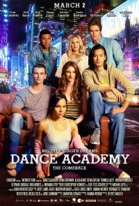 Dance Academy: The Comeback Movie Poster