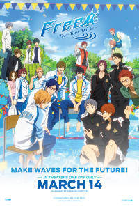 Free! Take your Marks Movie Poster