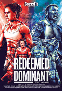 The Redeemed and the Dominant: Fittest on Earth Movie Poster