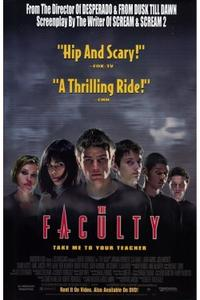 THE FACULTY / URBAN LEGEND Cast and Crew - Cast Photos and
