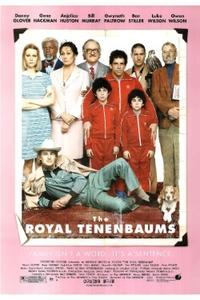 THE ROYAL TENENBAUMS / THE MAGNIFICENT AMBERSONS Movie Poster