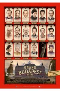 THE GRAND BUDAPEST HOTEL / TO BE OR NOT TO BE Movie Poster