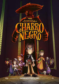 La leyenda del Charro Negro Movie Poster