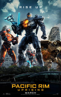 Pacific Rim Uprising The IMAX 2D Experience Movie Poster