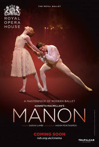 Royal Opera House: Manon (2018) Movie Poster