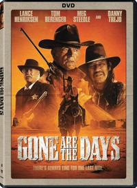 Gone Are the Days Movie Poster