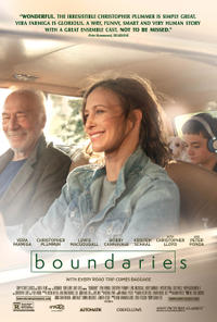 Boundaries (2018) Movie Poster