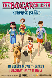 The Boxcar Children – Surprise Island Movie Poster