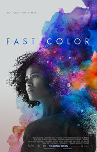 Fast Color Movie Poster
