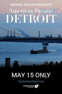 American Dream: Detroit Movie Poster