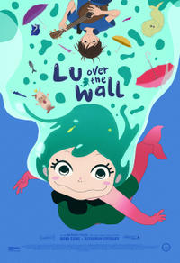 Lu Over the Wall Movie Poster