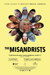 The Misandrists Movie Poster