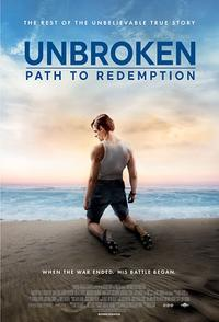 Unbroken: Path to Redemption Movie Poster