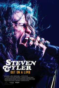 Steven Tyler: Out on a Limb Movie Poster