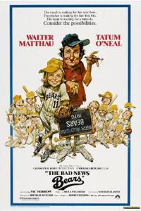 THE BAD NEWS BEARS/THE BANK DICK Movie Poster