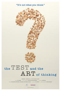 The Test and the Art of Thinking Movie Poster