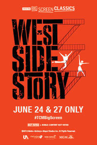 West Side Story (1961) presented by TCM Movie Poster