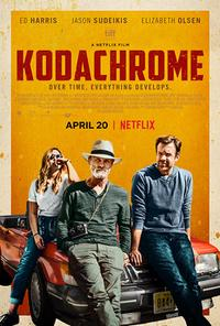 Kodachrome (2018) Movie Poster