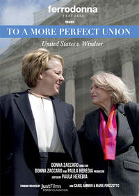 To a More Perfect Union: U.S. v Windsor Movie Poster