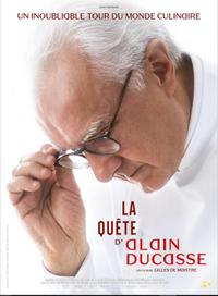 The Quest of Alain Ducasse Movie Poster
