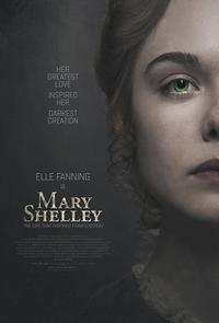 Mary Shelley (2018) Movie Poster