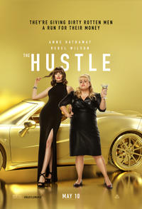 The Hustle (2019) poster
