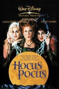 HOCUS POCUS/THE LORDS OF SALEM Movie Poster
