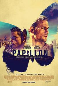 Papillon (2018) Movie Poster