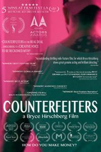 Counterfeiters (2018) Movie Poster