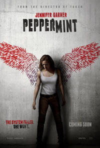 Peppermint (2018) Movie Poster
