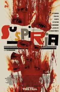 Suspiria (2018) Movie Poster