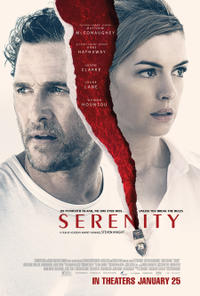 Serenity (2019) Movie Poster