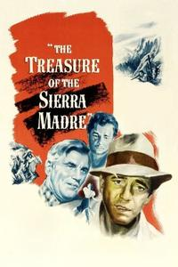 THE TREASURE OF THE SIERRA MADRE/KEY LARGO Movie Poster