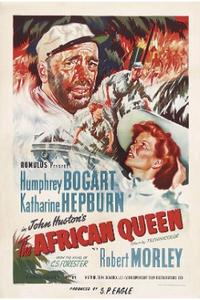 THE AFRICAN QUEEN/BEAT THE DEVIL Movie Poster