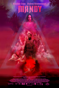 Mandy (2018) Movie Poster