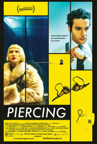 Piercing (2018) Movie Poster