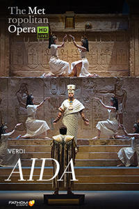 The Metropolitan Opera: Aida Encore Movie Poster
