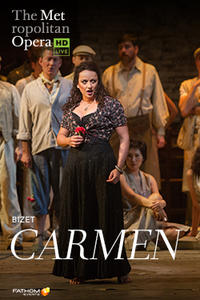 The Metropolitan Opera: Carmen Encore Movie Poster