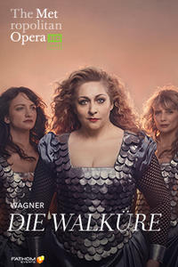 The Metropolitan Opera: Die Walküre Movie Poster