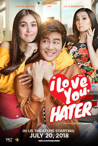 I Love You Hater Movie Poster