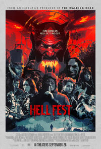 Hell Fest Movie Poster
